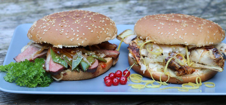 geflügel hamburger