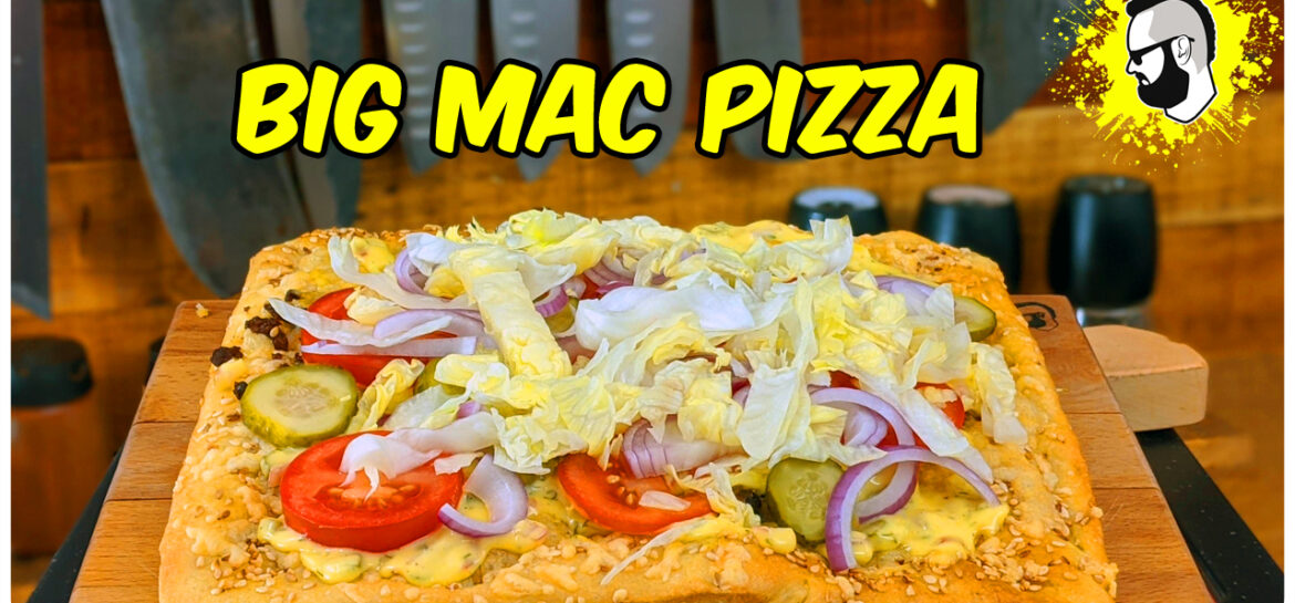 Big Mac Pizza